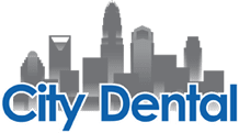 city dental logo